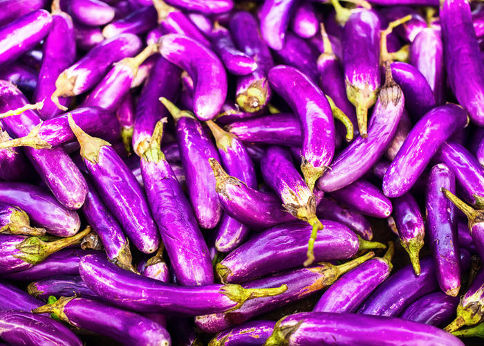 Purple Pleasures to Please the Palate